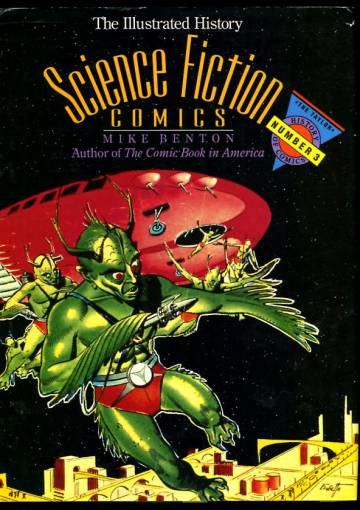 Science Fiction Comics - The Illustrated History