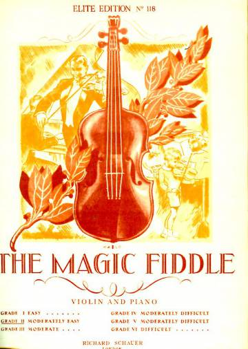 The Magic Fiddle - Grade 2: Moderately Easy