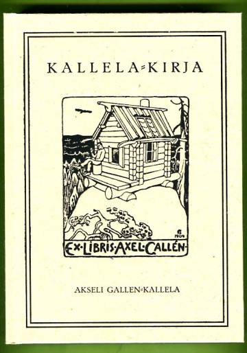 Kallela-kirja - Iltapuhde-jutelmia