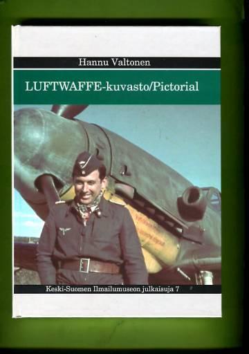 Luftwaffe-kuvasto / Pictorial - Saksan ilmavoimat Suomessa ja Pohjois-Norjassa 1941-1944