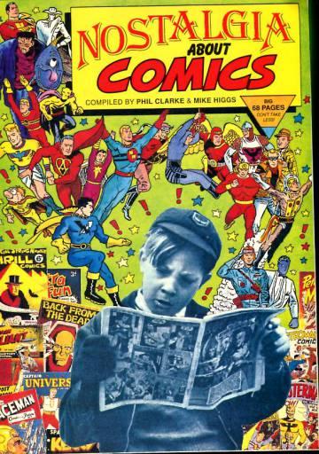 Nostalgia about Comics