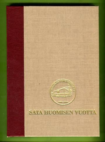 Sata huomisen vuotta - Jyväskylän Työväenyhdistys 1888-1988
