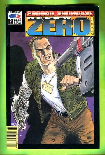 2000 AD Showcase Vol. 2 #2: Below Zero - Book 2
