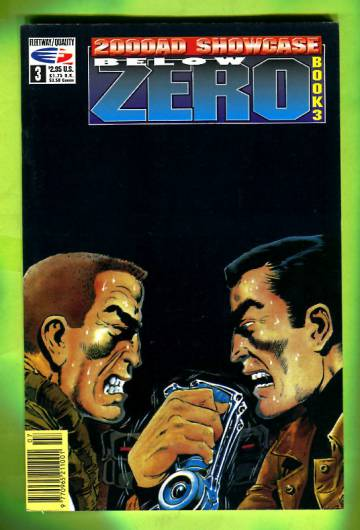 2000 AD Showcase Vol. 2 #3: Below Zero - Book 3