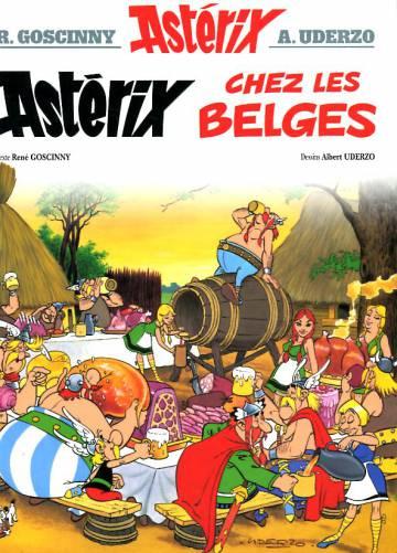 Astérix 24 - Chez les Belges