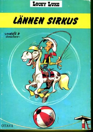 Lucky Luke 5 - Lännen sirkus (1. painos)