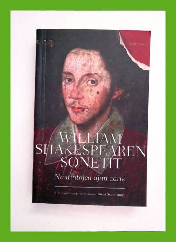 William Shakespearen sonetit - Nautintojen ajan aarre