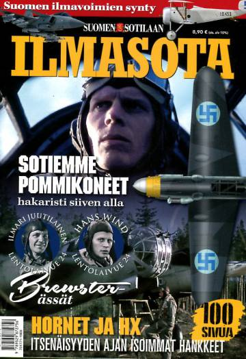 Suomen sotilaan ilmasota