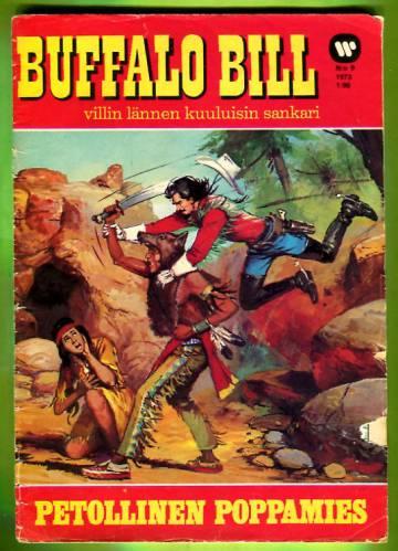 Buffalo Bill 9/73 - Petollinen poppamies