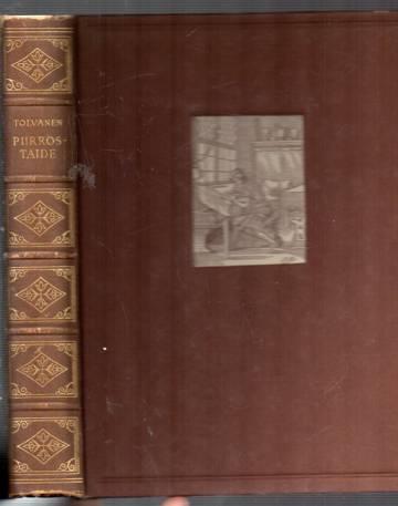 Piirrostaide - Menetelmiä ja historiaa
