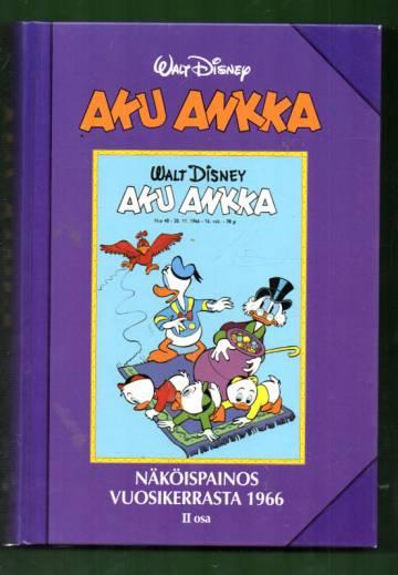 Aku Ankka - Näköispainos vuosikerrasta 1966, II osa