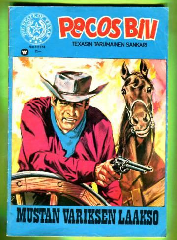 Pecos Bill 8/74