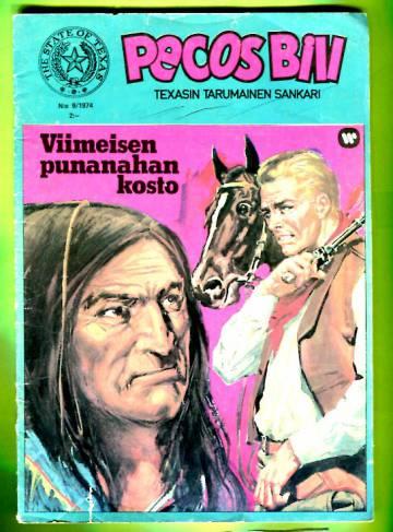 Pecos Bill 9/74