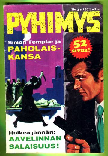 Pyhimys 3/74
