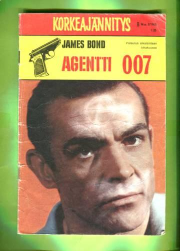 Korkeajännitys 3B/65 - James Bond: Agentti 007