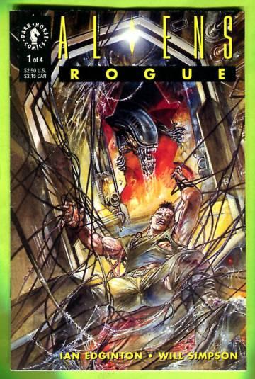 Aliens: Rogue #1 Apr 93