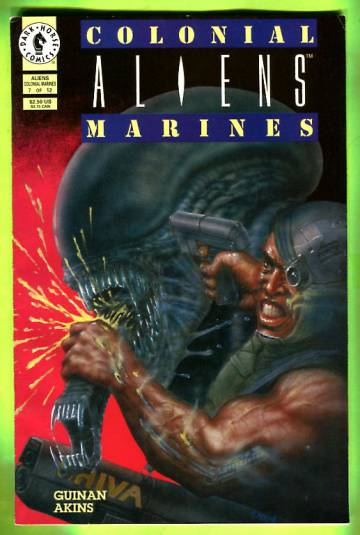 Aliens: Colonial Marines #7 Sep 93
