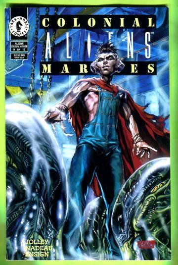 Aliens: Colonial Marines #9 Apr 94