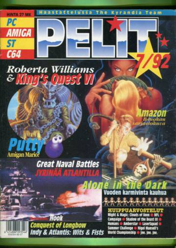 Pelit 7/92