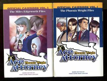 Phoenix Wright: Ace Attorney Official Casebook Vol. 1-2