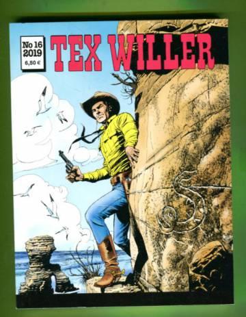 Tex Willer 16/19