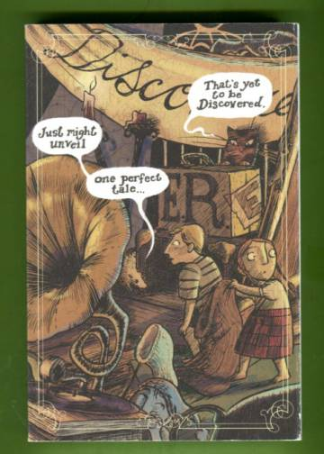Discovered - Sequential Art Anthology 2007