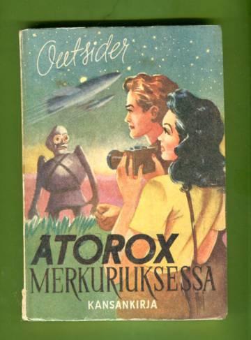 Atorox Merkuriuksessa - Mielikuvitusromaani