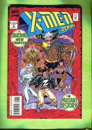 X-Men 2099 Vol 1 #8 May 94