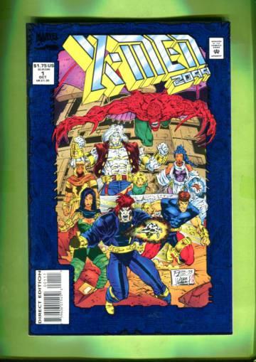 X-Men 2099 Vol 1 #1 Oct 93