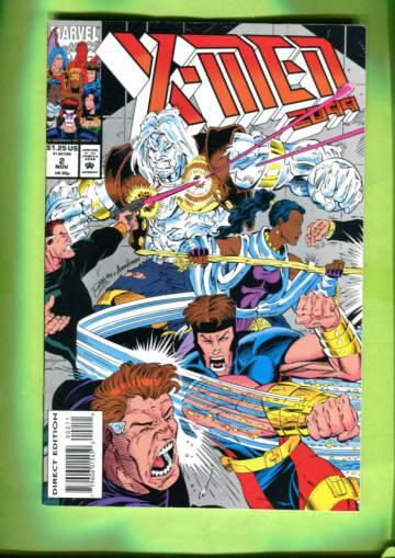 X-Men 2099 Vol 1 #2 Nov 93
