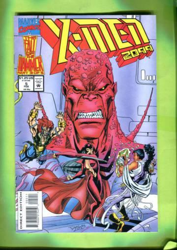 X-Men 2099 Vol 1 #5 Feb 94