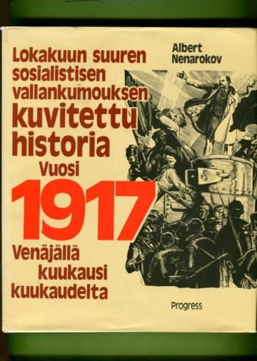 Lokakuun suuren sosialistisen vallankumouksen kuvitettu historia
