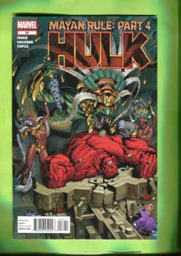 Hulk #56 Oct 12