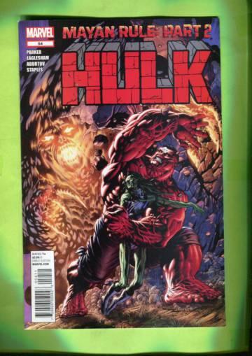 Hulk #54 Aug 12