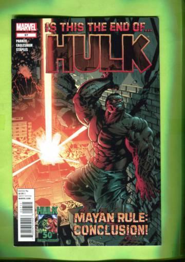Hulk #57 Oct 12