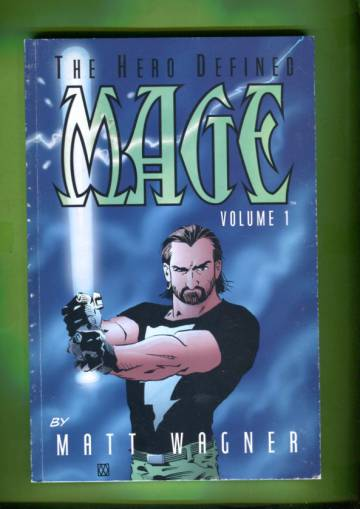 Mage: The Hero Defined Collection Edition  Vol 1 Jul 98
