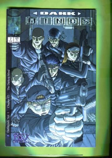 Darkminds Vol 1 #7 Feb 99