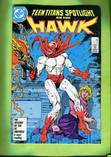 Teen Titans Spotlight #7 Feb 87