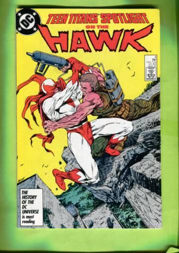 Teen Titans Spotlight #8 Mar 87