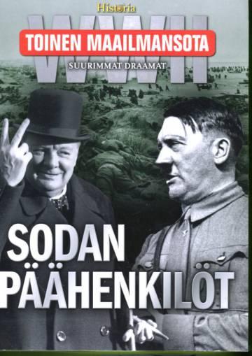 Toinen maailmansota - Sodan päähenkilöt (Tieteen Kuvalehti Historia)
