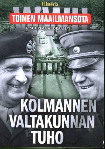 Toinen maailmansota - Kolmannen valtakunnan tuho (Tieteen Kuvalehti Historia)