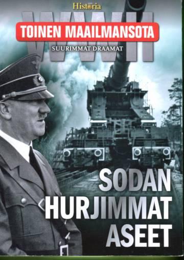 Toinen maailmansota - Sodan hurjimmat aseet (Tieteen Kuvalehti Historia)