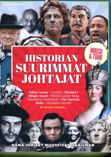 Historian suurimmat johtajat