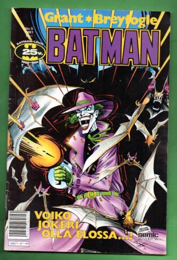 Batman 5/91