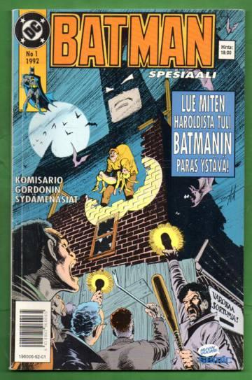 Batman-spesiaali 1/92
