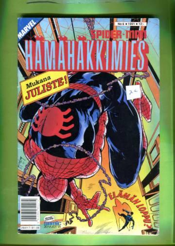 Hämähäkkimies 6/91 (Spider-Man)