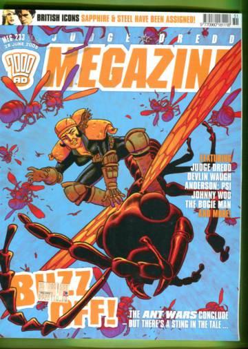 Judge Dredd Megazine #233 Jun 05