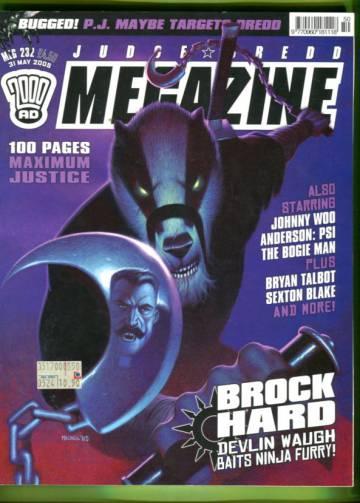 Judge Dredd Megazine #232 May 05