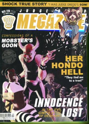 Judge Dredd Megazine #226 Dec 04