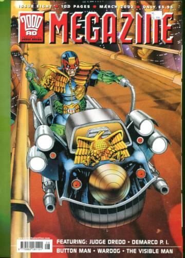 Judge Dredd Megazine Vol. 4 #8 Mar 02